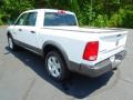 2012 Bright White Dodge Ram 1500 Outdoorsman Crew Cab  photo #5