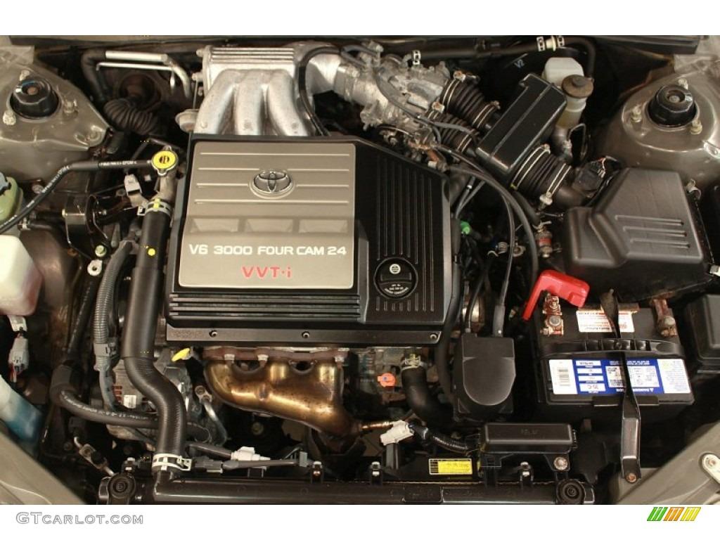 2003 toyota avalon xls 3 0 liter dohc 24 valve v6 engine photo 68465248. Black Bedroom Furniture Sets. Home Design Ideas