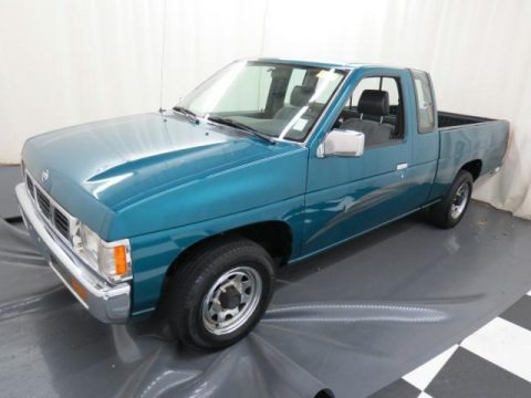 1995 Nissan Hardbody Truck Xe Extended Cab Data Info And Specs