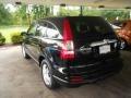 2010 Crystal Black Pearl Honda CR-V EX-L AWD  photo #2
