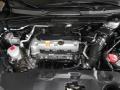 2010 Crystal Black Pearl Honda CR-V EX-L AWD  photo #7