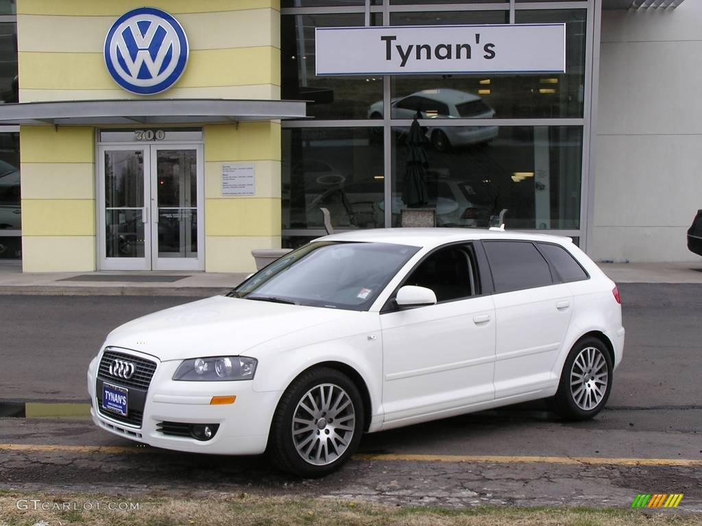 2006 arctic white audi a3 2 0t 6834249 car color galleries. Black Bedroom Furniture Sets. Home Design Ideas