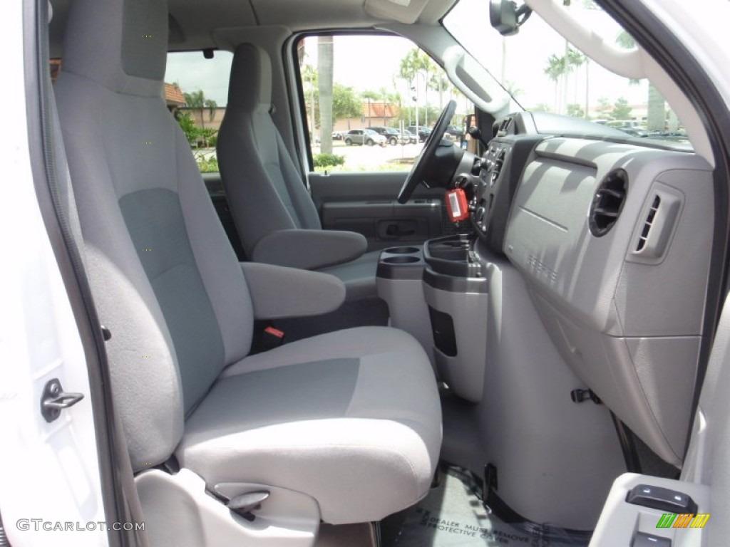 2012 ford e series van e350 xlt passenger interior photo 68474662