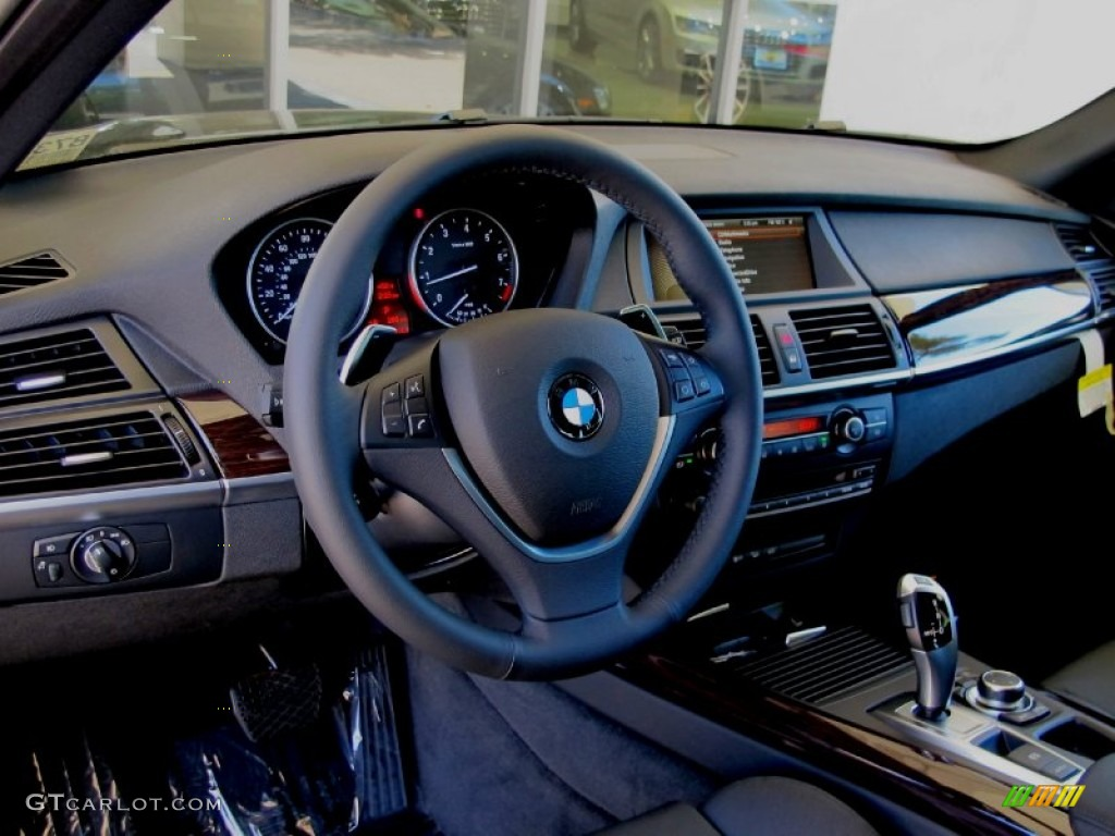 BMW X XDrive I Black Dashboard Photo GTCarLotcom - 2013 bmw x5 50i
