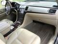 2009 Cadillac Escalade Cocoa/Cashmere Interior Dashboard Photo