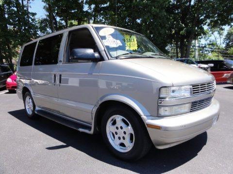2004 Chevrolet Astro LT AWD Passenger Van Data, Info and Specs