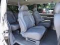 2004 Chevrolet Astro Neutral Interior Rear Seat Photo