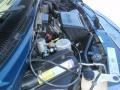2002 Medium Cadet Blue Metallic Chevrolet Astro LS Conversion Van  photo #7