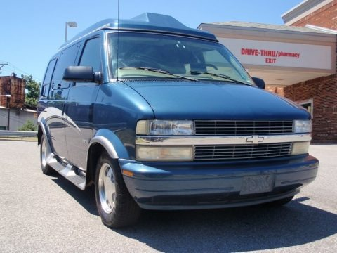 2002 Chevrolet Astro LS Conversion Van Data, Info and Specs
