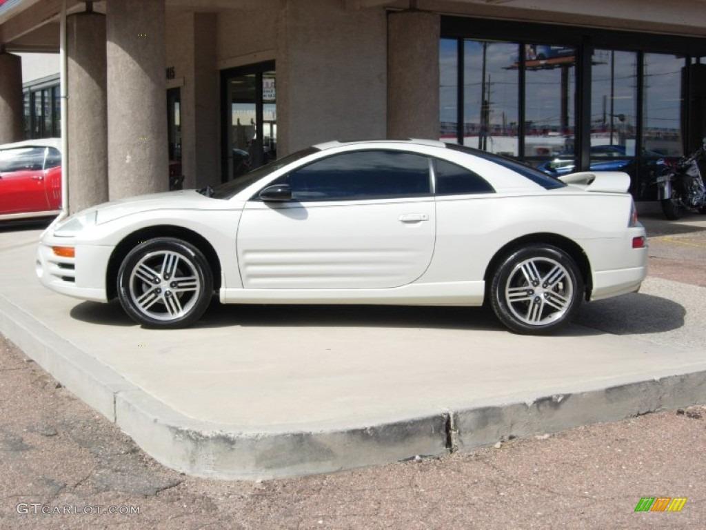 Dover White Pearl 2005 Mitsubishi Eclipse Gts Coupe