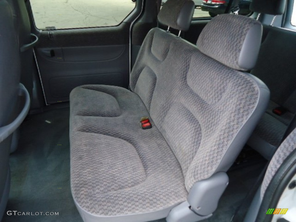 1999 dodge grand caravan se rear seat photo 68509873. Black Bedroom Furniture Sets. Home Design Ideas