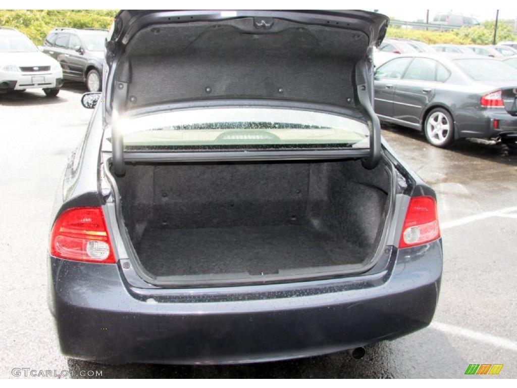 2007 Honda Civic Hybrid Sedan Trunk Photos Gtcarlot Com