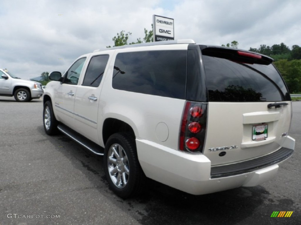 2013 white diamond tricoat gmc yukon xl denali awd 68469457 photo 5 car color. Black Bedroom Furniture Sets. Home Design Ideas