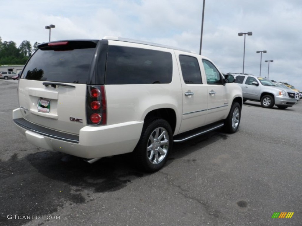 2013 white diamond tricoat gmc yukon xl denali awd 68469457 photo 6 car color. Black Bedroom Furniture Sets. Home Design Ideas