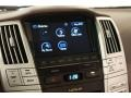 Parchment Controls Photo for 2009 Lexus RX #68517238