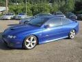 Impulse Blue Metallic 2005 Pontiac GTO Coupe