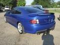 2005 GTO Coupe Impulse Blue Metallic