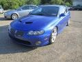 Front 3/4 View of 2005 GTO Coupe