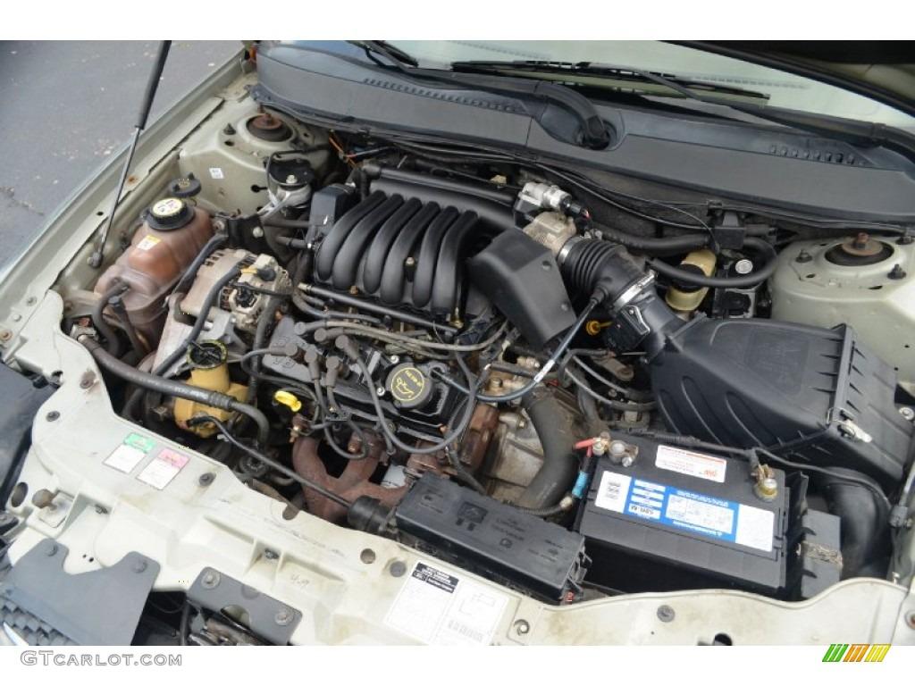 2004 Ford Taurus Ses >> 2001 Ford Taurus SE Wagon 3.0 Liter OHV 12-Valve V6 Engine Photo #68524003   GTCarLot.com