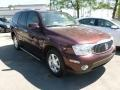 Dark Garnet Red Metallic 2007 Buick Rainier CXL AWD