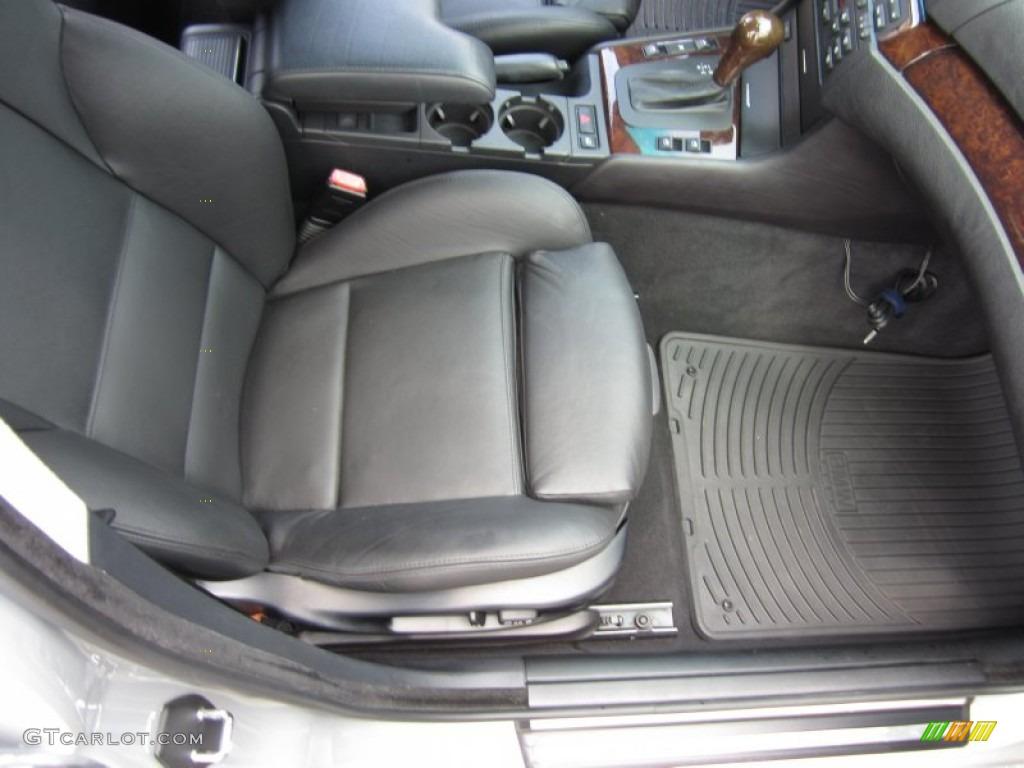 Black Interior 2004 Bmw 3 Series 325i Wagon Photo 68532107