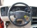 Tan Steering Wheel Photo for 2005 Chevrolet Silverado 1500 #68533118