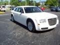 2008 Stone White Chrysler 300 LX  photo #5