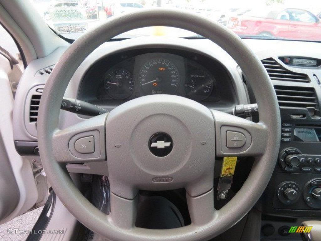 2004 chevrolet malibu ls v6 sedan gray steering wheel photo 68542321 gtcarlot com