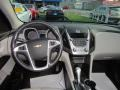 Jet Black/Light Titanium Dashboard Photo for 2010 Chevrolet Equinox #68544481