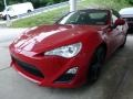 Firestorm Red - FR-S Sport Coupe Photo No. 5