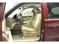 2013 Deep Ruby Metallic Chevrolet Silverado 1500 LTZ Crew Cab 4x4  photo #10