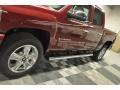2013 Deep Ruby Metallic Chevrolet Silverado 1500 LTZ Crew Cab 4x4  photo #26