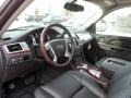 2012 Cadillac Escalade Ebony/Ebony Interior Prime Interior Photo