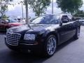 2005 Brilliant Black Crystal Pearl Chrysler 300 Touring  photo #9