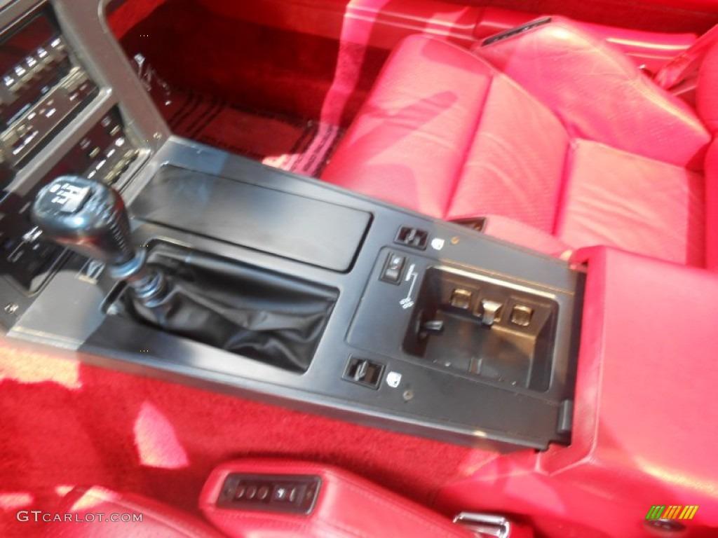 1987 chevrolet corvette coupe 4 speed manual transmission photo rh gtcarlot com 1995 Corvette 1997 Corvette