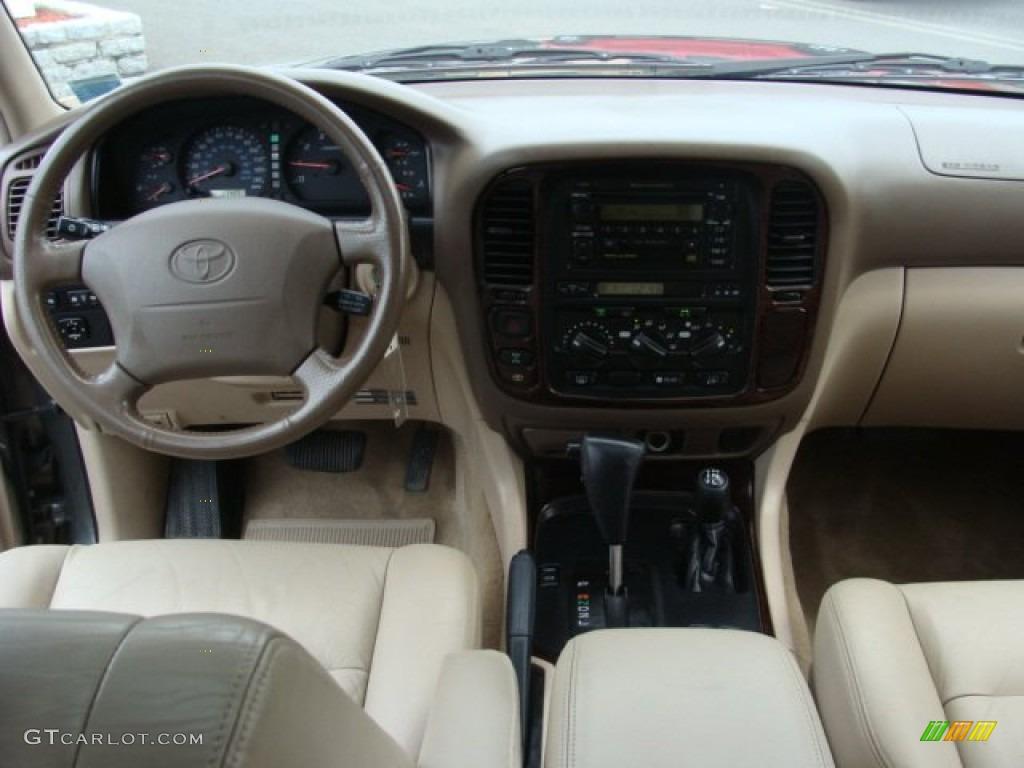 Toyota Vin Decoder >> 2000 Toyota Land Cruiser Standard Land Cruiser Model Gray ...