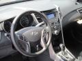 Black Steering Wheel Photo for 2013 Hyundai Elantra #68567497