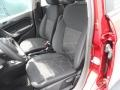 Charcoal Black Front Seat Photo for 2013 Ford Fiesta #68570890