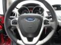 Charcoal Black Steering Wheel Photo for 2013 Ford Fiesta #68570935