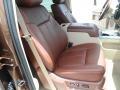 2012 Golden Bronze Metallic Ford F250 Super Duty King Ranch Crew Cab 4x4  photo #20