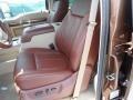 2012 Ford F250 Super Duty Chaparral Leather Interior Interior Photo