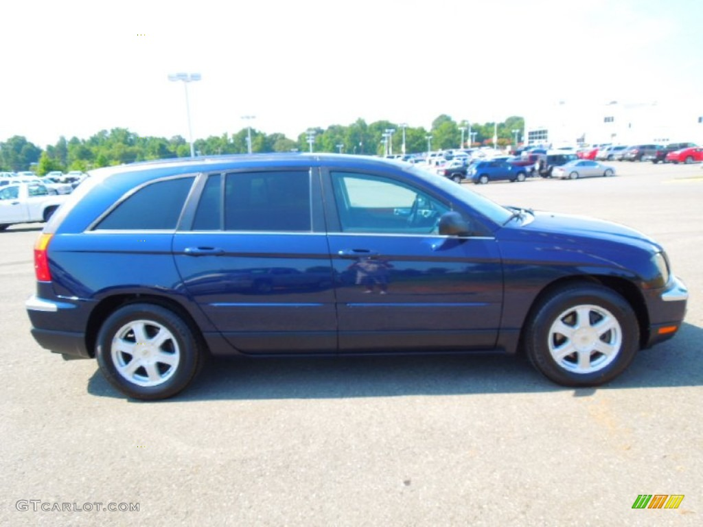 Midnight Blue Pearl 2004 Chrysler Pacifica Standard