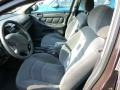 Dark Slate Gray 2003 Dodge Stratus Interiors
