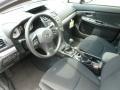 Black Prime Interior Photo for 2012 Subaru Impreza #68581538