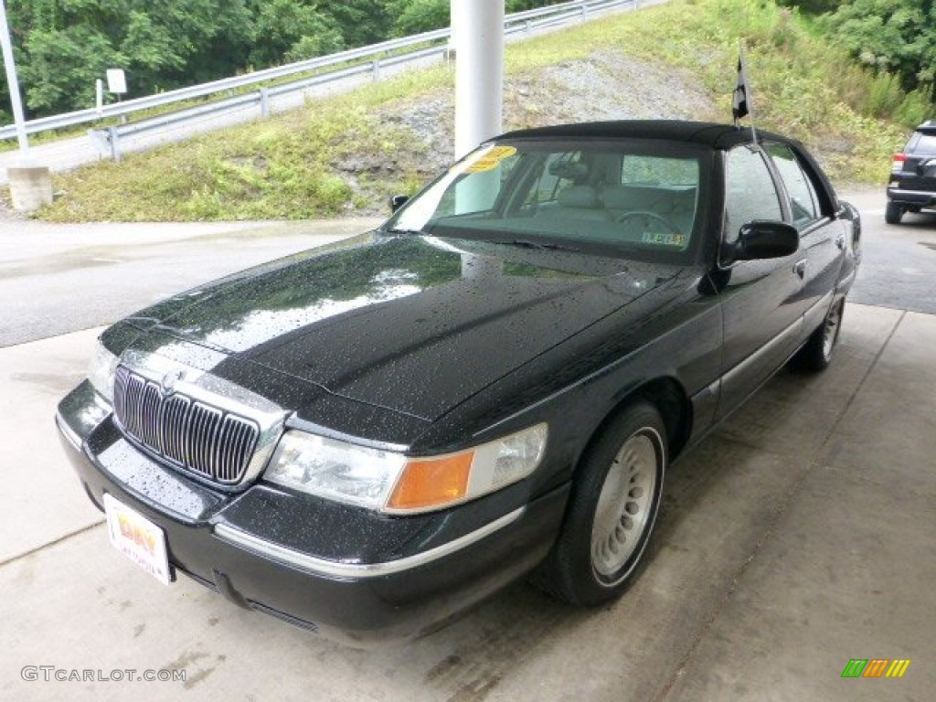 2001 black clearcoat mercury grand marquis ls 68579258 photo 5 gtcarlot com car color galleries gtcarlot com
