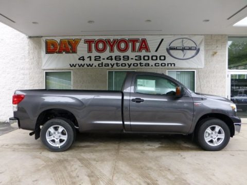 2012 Toyota Tundra Regular Cab 4x4 Data, Info and Specs