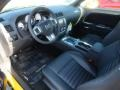 Dark Slate Gray Prime Interior Photo for 2012 Dodge Challenger #68587406