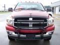 2007 Inferno Red Crystal Pearl Dodge Ram 3500 SLT Quad Cab 4x4 Dually  photo #7