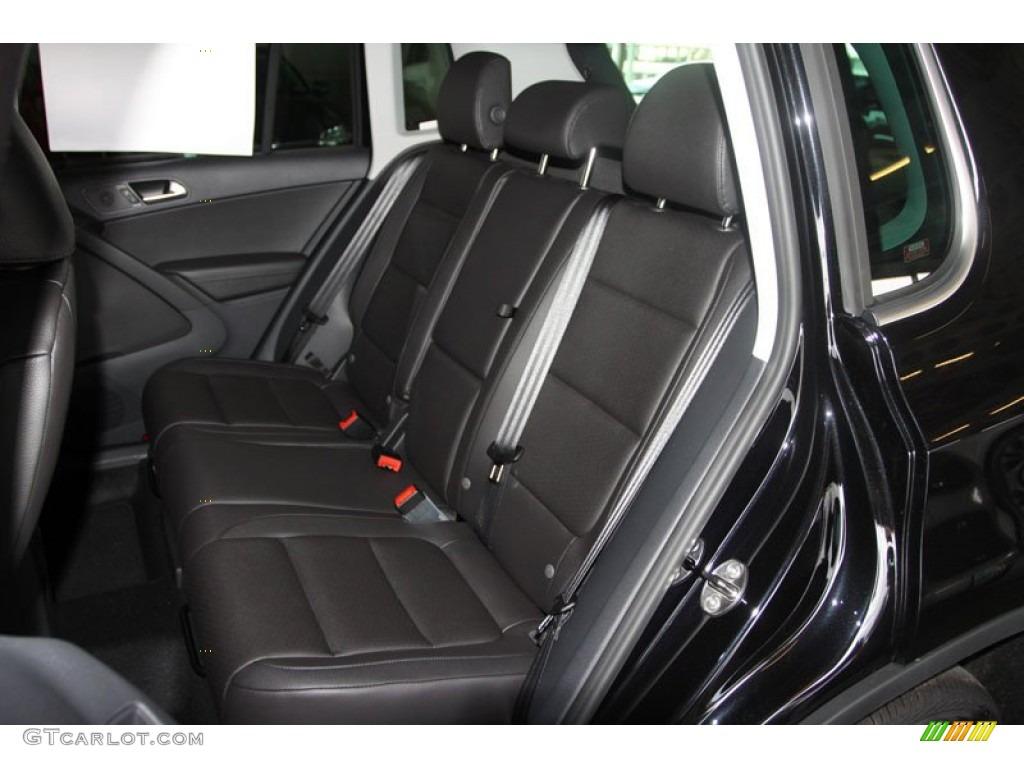 black interior 2013 volkswagen tiguan s photo 68588927. Black Bedroom Furniture Sets. Home Design Ideas