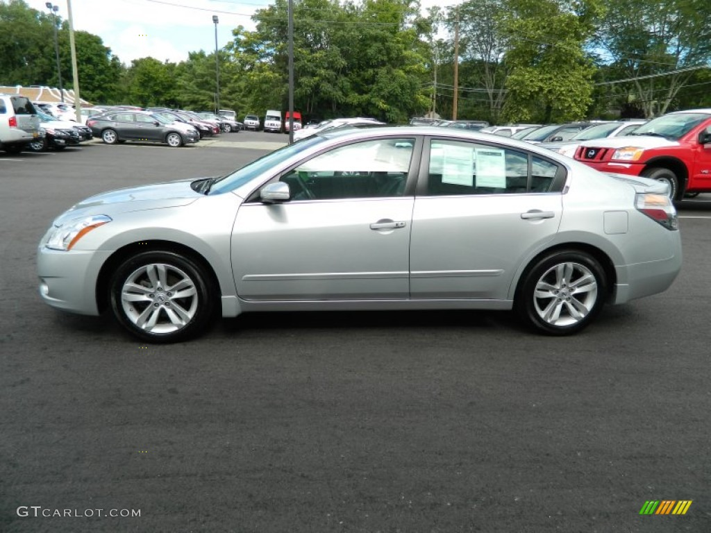 Radiant Silver 2010 Nissan Altima 3.5 SR Exterior Photo #68592800 ...